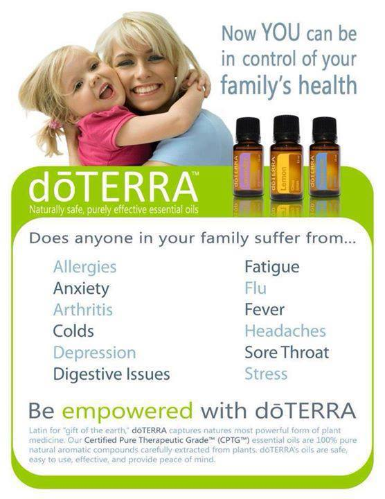 doTERRA for kids