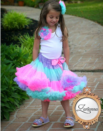 Girls Premium Pettiskirts