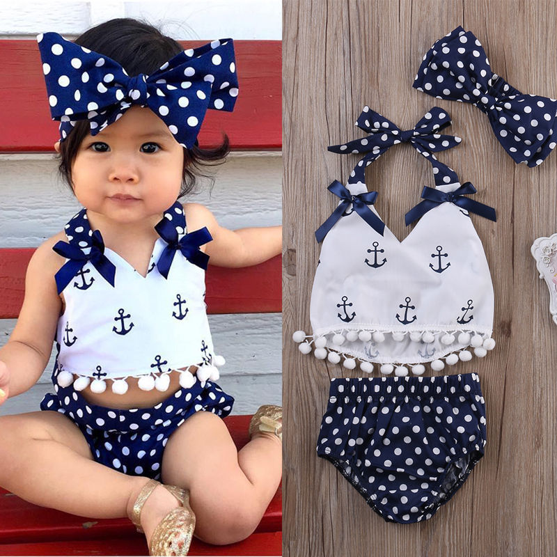 infant sailor set for girl