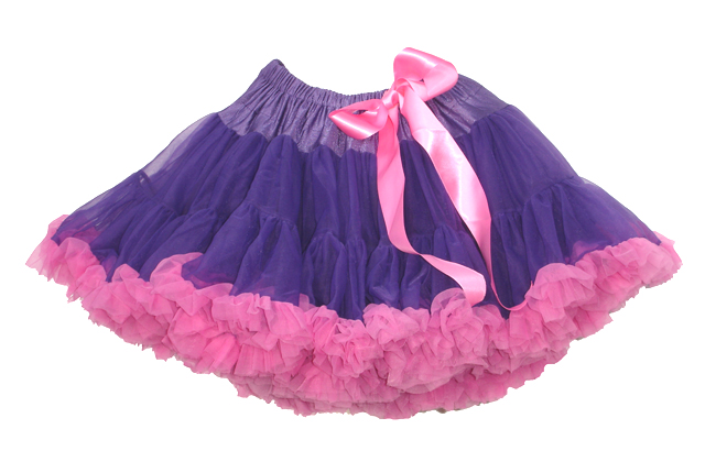 Grape Sorbet Pettiskirt