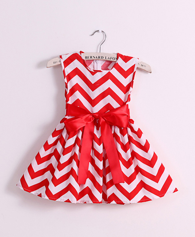Red/White Christmas Dress