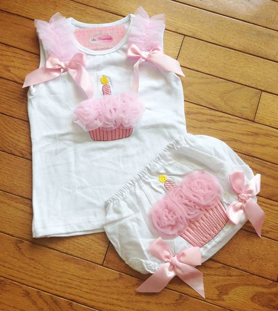 Birthday Bloomer set