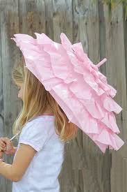 Frilly Parasols